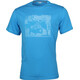 High Colorado Garda 2 T-Shirt Herren hellblau melange